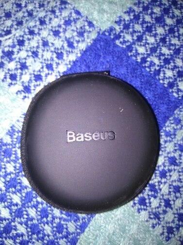 Baseus S06 Bluetooth Earphone Wireless Magnetic Neckband Bluetooth Headset Sport Earphone Stereo Earpieces For Samsung Xiaomi Phone Earphones & Headphones     - AliExpress
