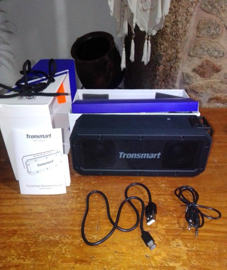 Tronsmart altavoz bluetooth 40W Element Force Plus