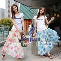 бесплатная доставка новых женщин весна и лето мода рюшами бантом мини шифоновое платье