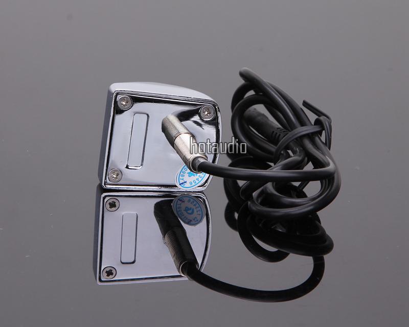 ПЗС универсальный автомобильный bra камера заднего вида парковка обратного резервной камера No Evidence водонепроницаемый бесплатная доставка