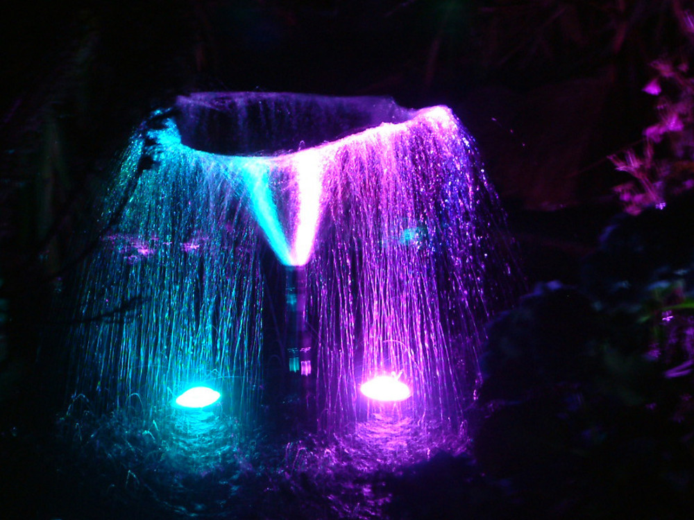 15w 12v Led Rgb Underwater Spot Light Waterproof Ip68 Fountain Pool Lamp 16 Colorful Change With Ir Remote Piscina Outdoor Light To Be Distributed All Over The World Led Lamps Led Underwater Lights