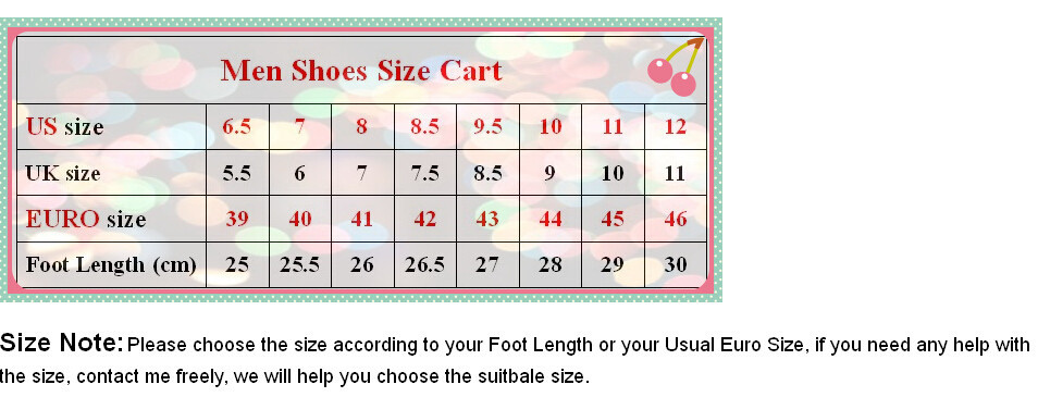 men size 2