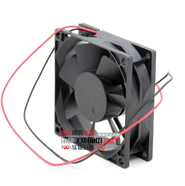 Wholesale Waterproof ADDA AQ0824LB-A70GL 8025 80mm DC Brushless 24V 0.09A ball bearing inverter cooling fans