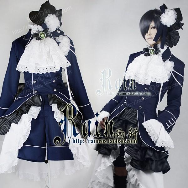 Ciel Phantomhive costume 1
