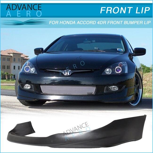 2004 honda accord sedan front bumper