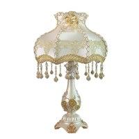 Lampade Da Tavolo Noel For Bedroom Table Home Art Tete Lit El Dormitorio Abajur Para Quarto Lampara De Mesa Deco Bedside Lamp