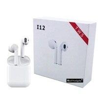 Bluetooth наушники 5,0 I9S I10 I12 i100 I200 Tws с микрофоном беспроводные наушники для спорта оригинал из Испании