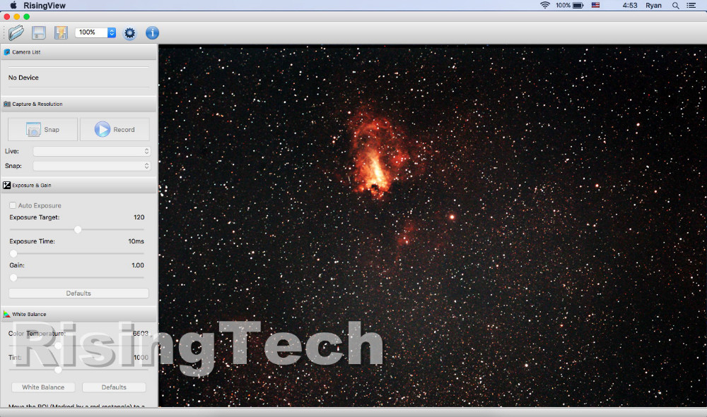 RisingView-MAC-astronomy