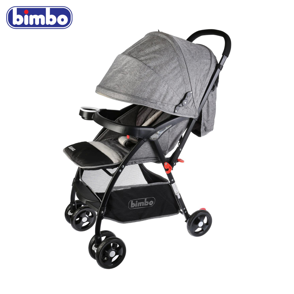 Фото - Four Wheels Stroller BIMBO 263224 baby strollers for newborn girls boys girl boy JEANS 19C2 girls destroyed jeans