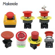 Электрические кнопки для промышленного электрического оборудования