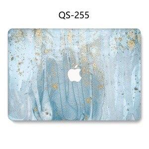 Image 2 - 2019 Per La Cassa Del Computer Portatile Del Manicotto Del Taccuino Per MacBook Air Pro Retina 11 12 13 15.4 13.3 Pollici Con Schermo protezione della Tastiera Cove