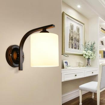 Tete Lit Bathroom Deco Mural Lampe Aplique Led Lampara De Pared Interior Applique Murale Luminaire Bedroom Wandlamp Wall Light