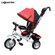Велосипед детский 3-х колесный  Lexus trike, колеса  EVA 10и8\