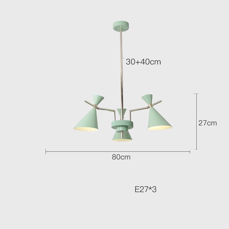 Nordic Luminaria Pendente De Techo Light Fixtures Led Hanging Lamp Suspension Luminaire Lampara Colgante Deco Maison Hanglamp