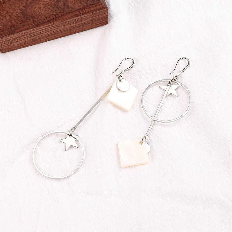 10 unidades/pacote moda estilo metal ouro ródio orelha gancho brincos acessórios para as mulheres diy jóias fazendo