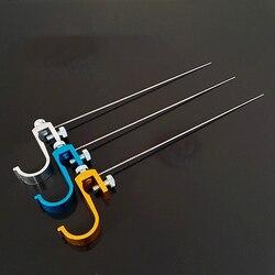 1 개 알루미늄 합금 낚시 디커플링 장치 Single needle 낚시 훅 리무버로 지울 낚시 Tool