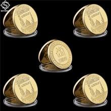 5 adet suudi arabistan II İslam müslüman hac Allah Bismillah kuran asya altın koleksiyon asya sikke değeri