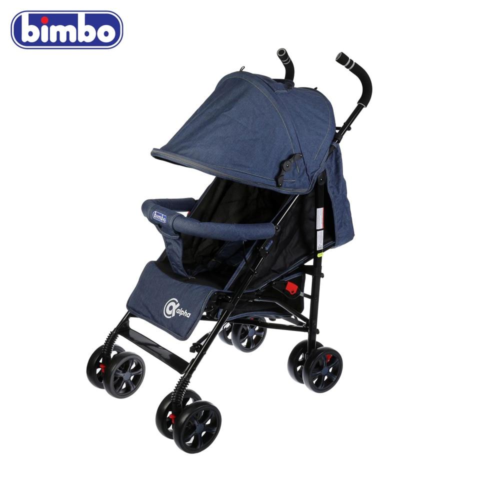 Фото - Four Wheels Stroller BIMBO 263245 baby strollers for newborn girls boys girl boy ALPHA 19C1 lightweight stroller parusok 341102 strollers baby walking stick for boys girls boy girl