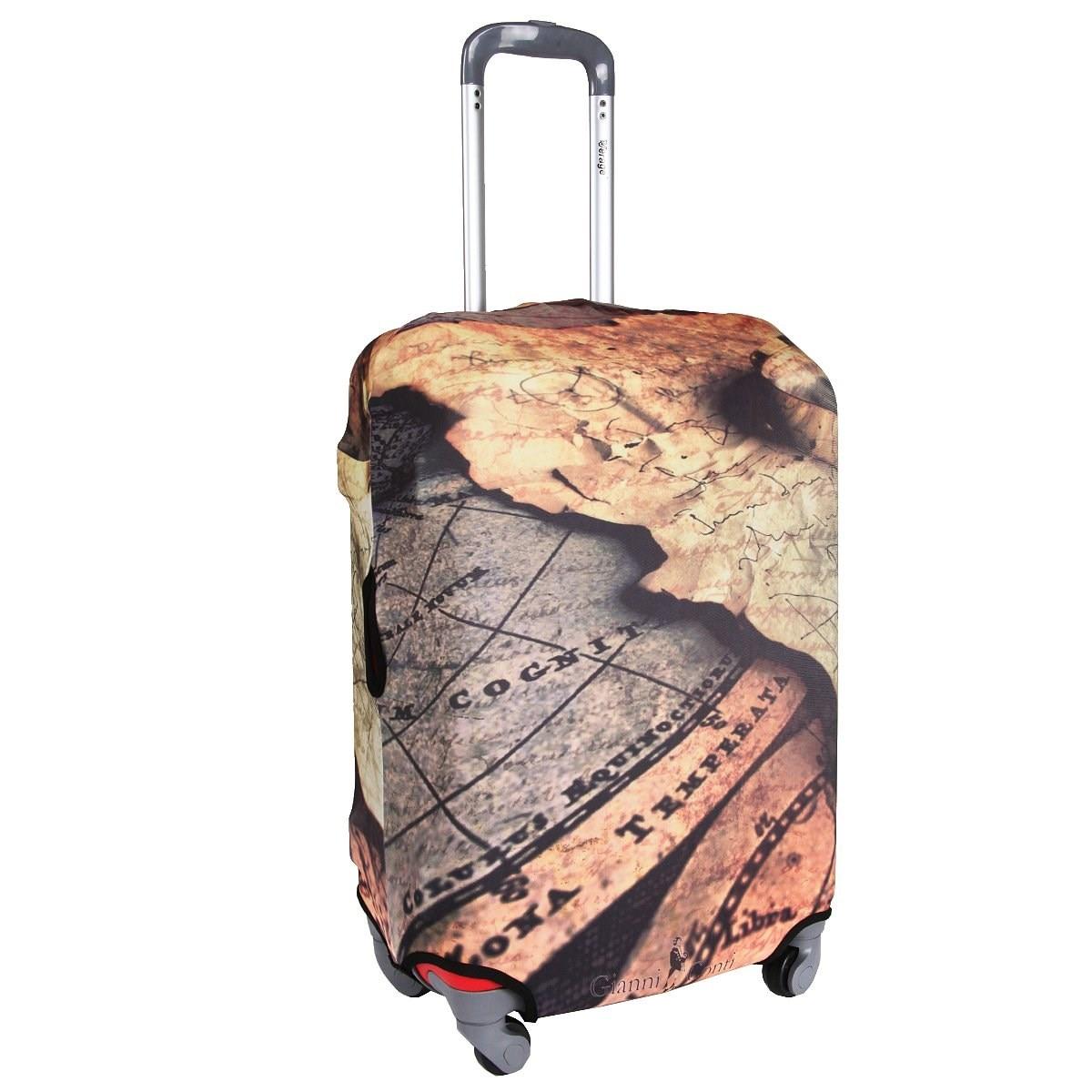 Protective cover for suitcase 9010 M оплетка autoprofi sp 9010 gy m