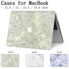 Чехол для ноутбука для MacBook 13,3 15,4 дюймов для MacBook Air Pro retina 11 12 с защитой экрана клавиатуры Чехол для ноутбука