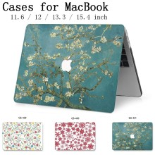 For MacBook Air Pro Retina 11 12 13 15 For Apple New Hot Laptop Case Bag 13.3 15.4 Inch  With Screen Protector Keyboard Cove tas
