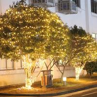 Decoration Navidad Cortina De Curtain Lampki Choinkowe Fancy Holiday Party Christmas Outdoor Luces Led Decoracion String Light