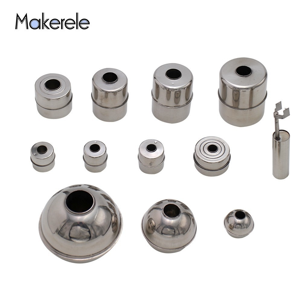 Magnetic Stainless Steel Float Ball Metal Many Sizes For Flow Sensing China in Flow Sensors from Tools