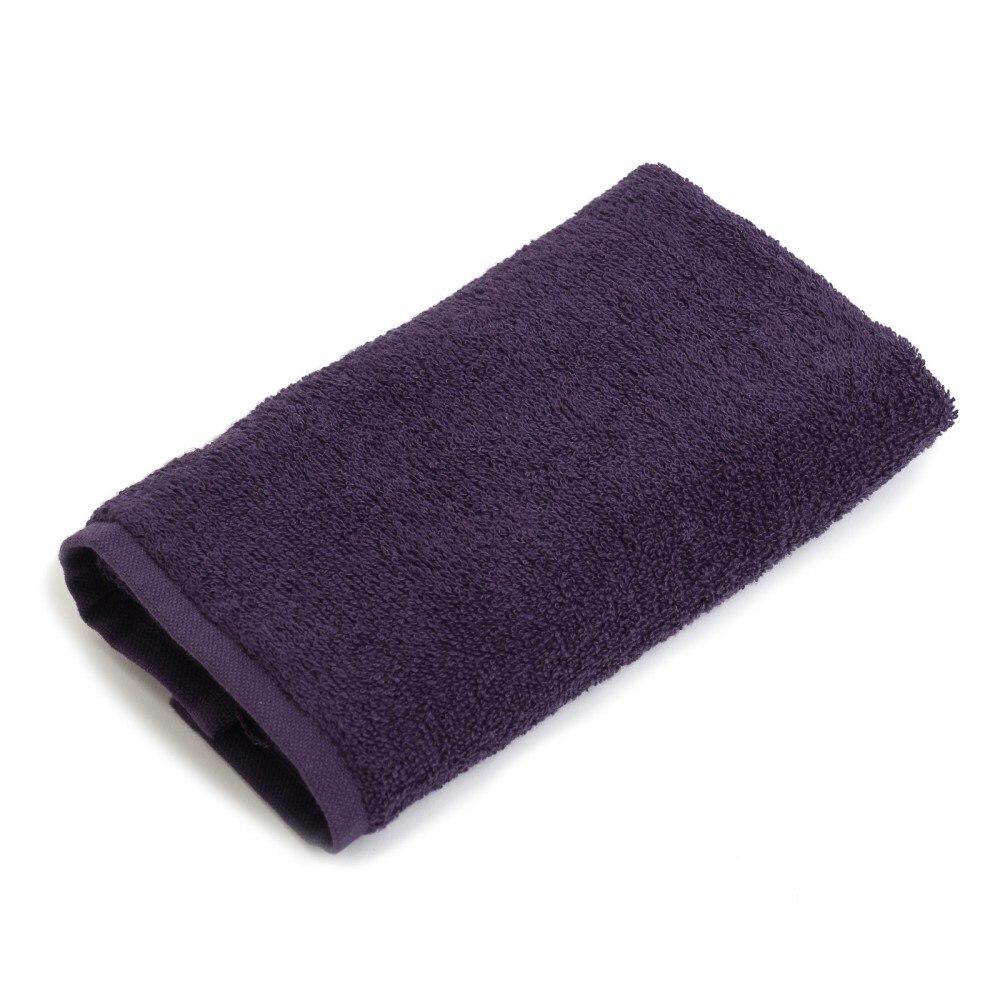 Towel Terry 50*90 cm purple 100% cotton towel terry 50 90 cm yellow