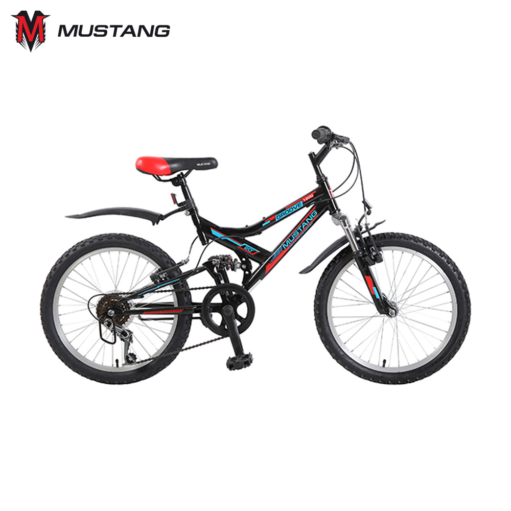 Bicycle Mustang 239516 bicycles teenager bike children for boys girls boy girl ST20022-GR