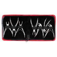 цена 7pcs Dental Children Teeth Forcep Stainless Steel Extracting Pliers Set Dentist Surgical Clinic Tools With Kit Oral Teeth Care онлайн в 2017 году