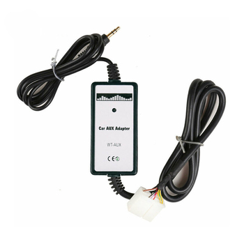 1pcs Car Aux-in Adapter MP3 Player Radio Music Player CD Changer Radio Interface For Honda Accord Civic Odyssey image