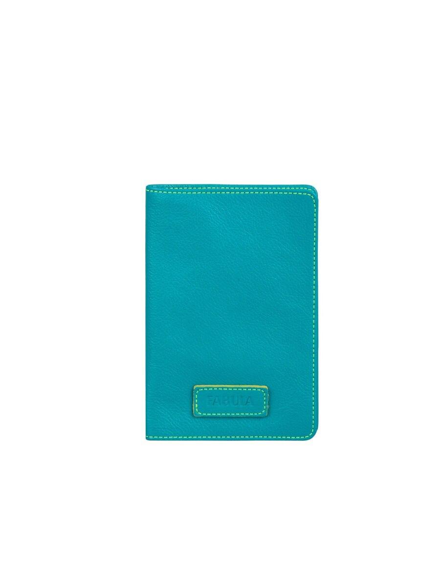 Passport cover O.82.FP. Turquoise foreverfriendsfashion pu lear passport holder world map travel passport cover case brand passport holder documents folder bag