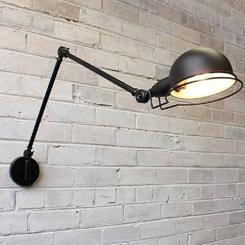 Industrieel Aplik Lamba Luminaire Applique Deco Mural Sconce Bedroom Lampara De Interior Wandlamp Aplique Luz Pared Wall LightIndustrieel Aplik Lamba Luminaire Applique Deco Mural Sconce Bedroom Lampara De Interior Wandlamp Aplique Luz Pared Wall Light