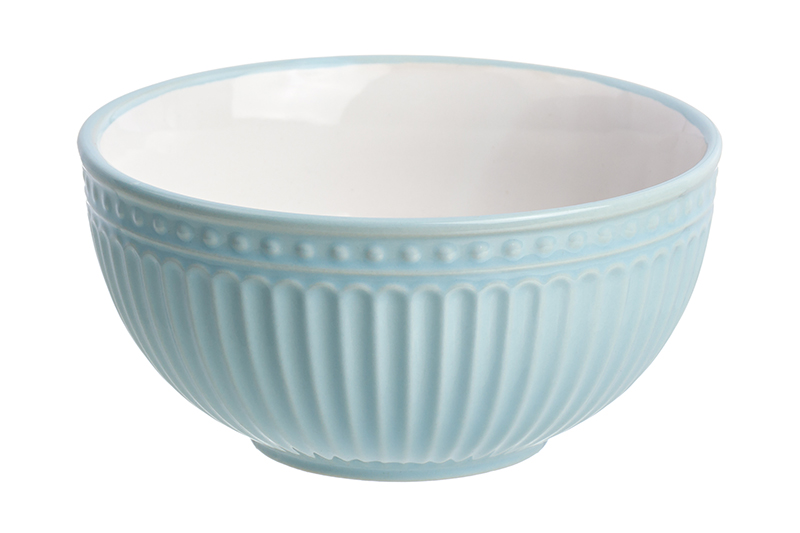 Available from 10.11 Salad bowl Pastel heavenly Elan Gallery 160045