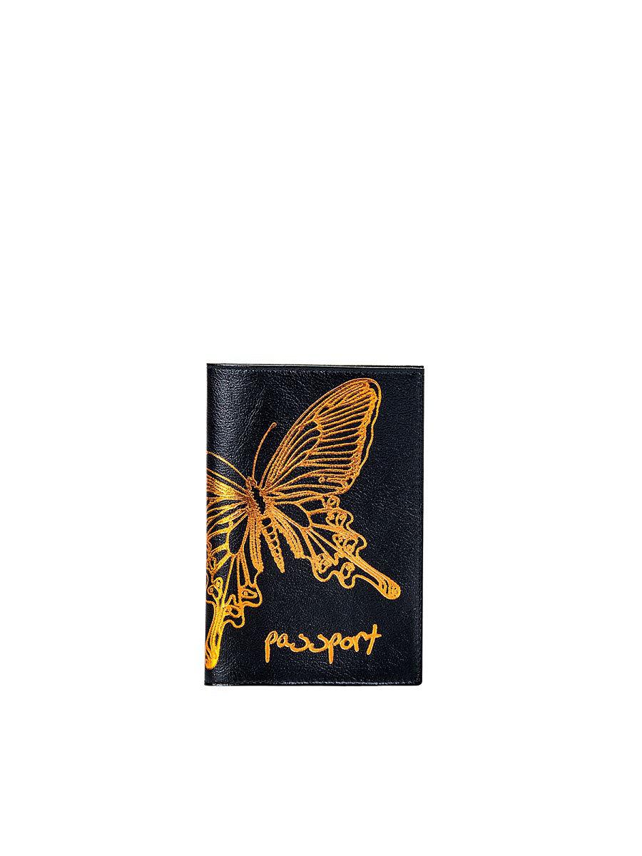 Passport cover. O.14.LD. Black 14 9 6cm 3d cartoon hello kitty travel passport cover id credit card bag card holder pvc passport holder 14 9 6cm