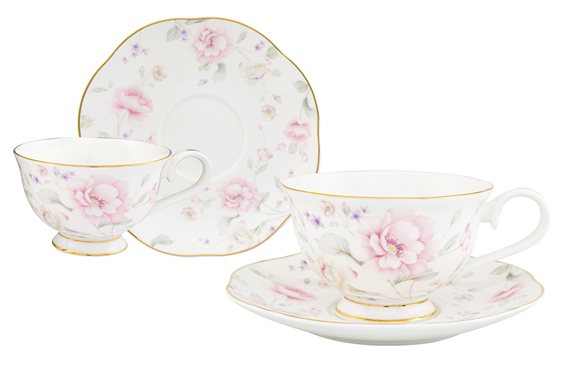 Available from 10.11 Giselle tea pair 4 items Elan Gallery 530059