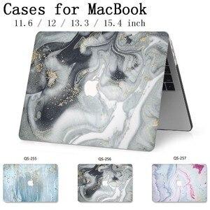 Image 1 - 2019 für Laptop Fall Notebook Sleeve Taschen Für MacBook Air Pro Retina 11 12 13 15,4 13,3 Zoll Mit Bildschirm protector Tastatur Cove