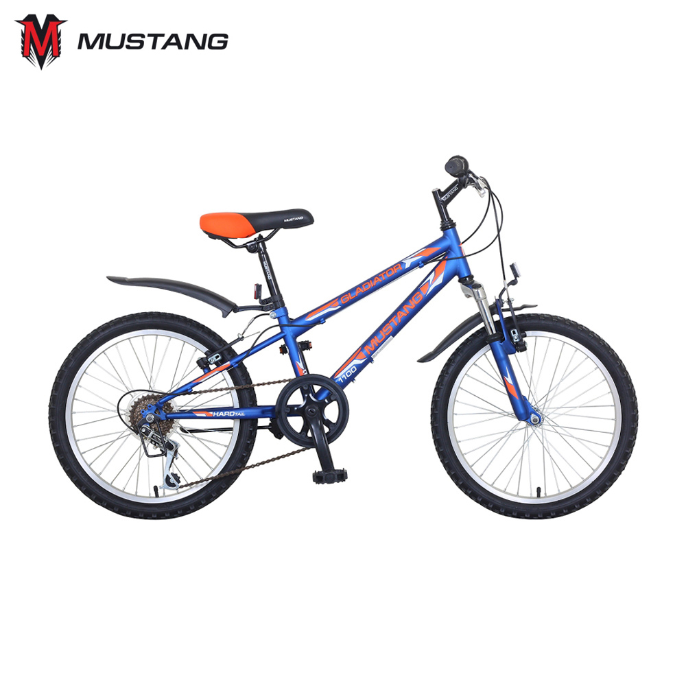 Bicycle Mustang 265249 bicycles teenager bike children for boys girls boy girl