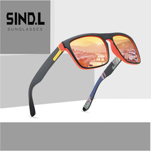 Sunglasses Men Polarized UV400 Square Sun Glasses For Driving Eyeglasses SL168