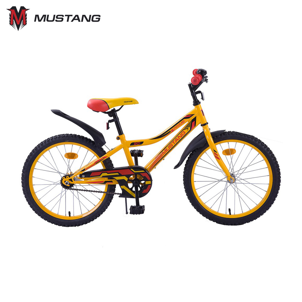 Bicycle Mustang 265164 bicycles teenager bike children for boys girls boy girl cnc alloy mtb bike bicycle chain bash guard mount chainring guide 30 40t p c d 104mm bike crankset protection