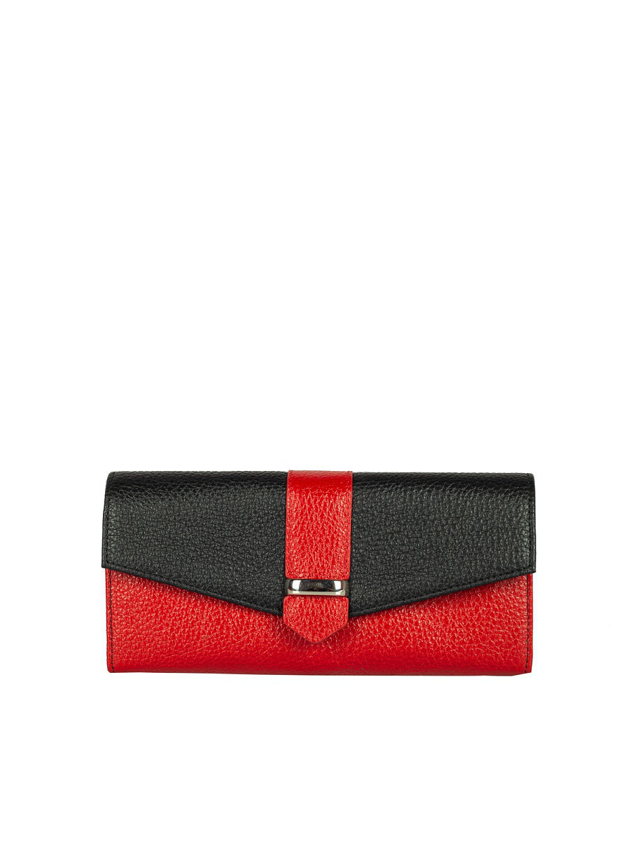 Coin Purse women PJ.219.BK. Red/Black xiyuan brand 2018 new fashion women red wallet female hasp gold party bride purse long coin purses ladies wallets for wedding