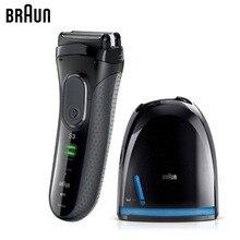 Электробритва Braun Series 3 ProSkin с блоком Clean&Charge 3050cc