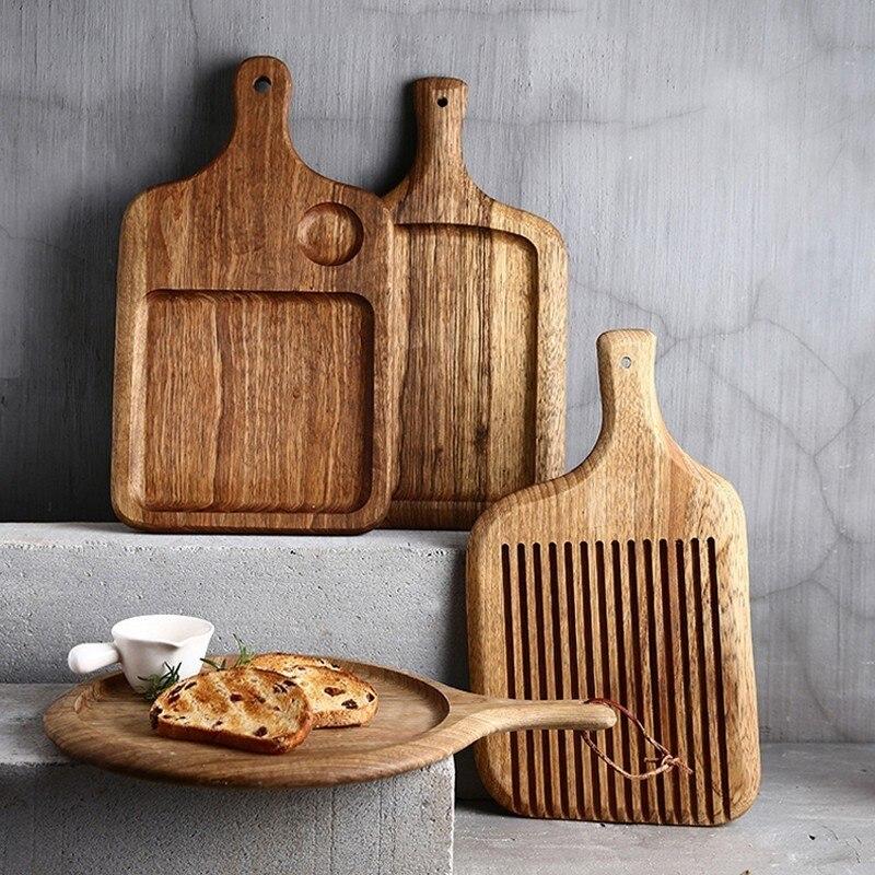 Diliget.Te Zebra wooden Food Chopping Cutting Baked Bread Tray Boards Deska Do Krojenia Tabla De Cortar Cocina Kitchen Products