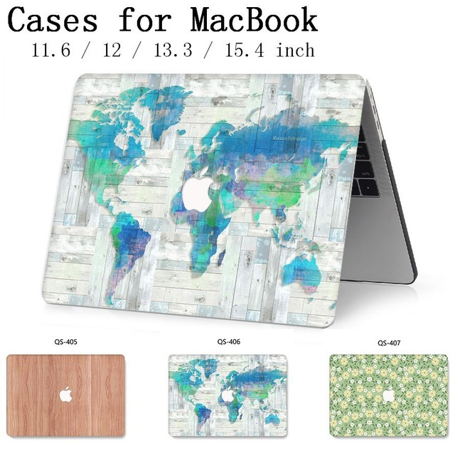 Voor Nieuwe MacBook Air Pro Retina 11 12 13 15 Voor 2019 Apple Laptop Case Bag 13.3 15.6 Inch Met screen Protector Toetsenbord Cove Tas