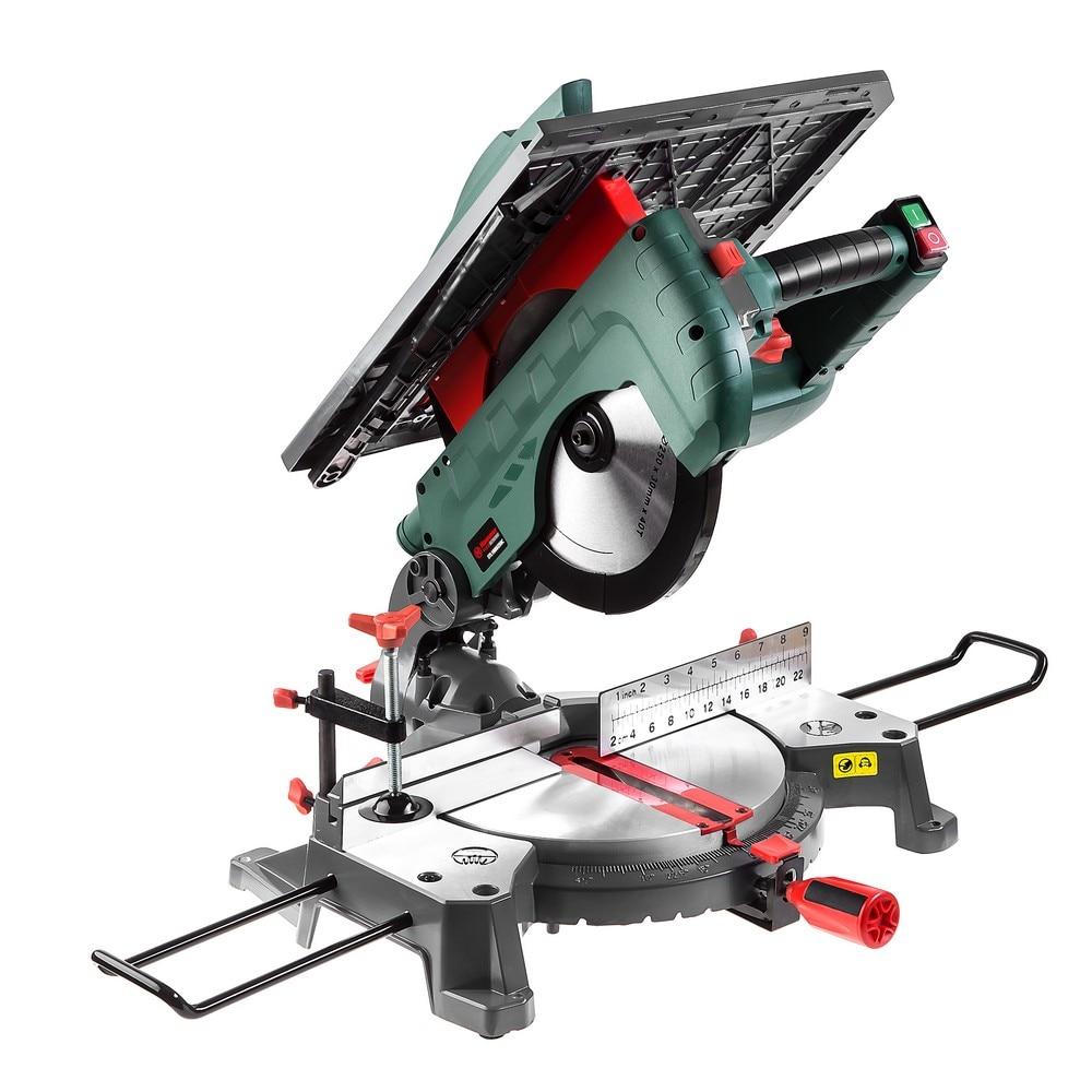 Saw miter (miter) Hammer Flex STL1800 250C 1800 W 4500 rpm circle 250mm main saw 75mm цены