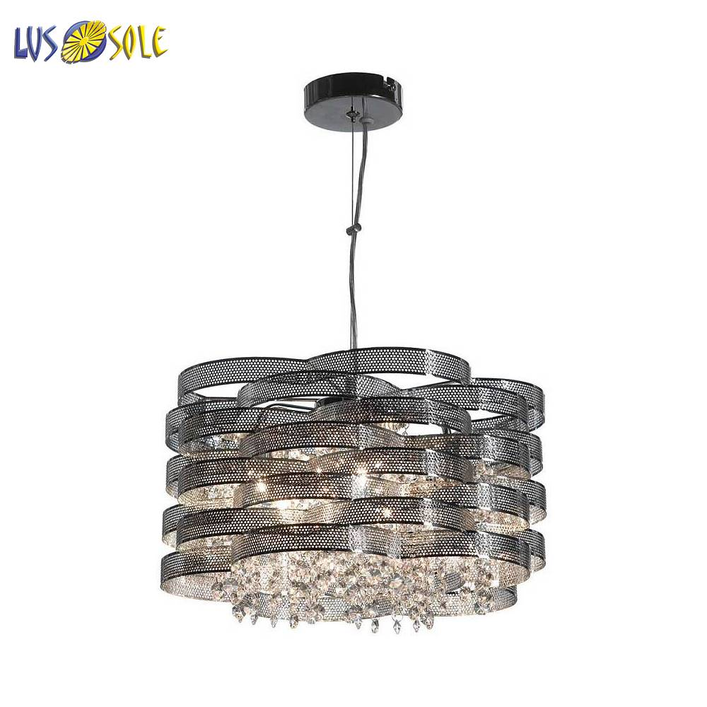 Фото - Chandeliers Lussole 46477 ceiling chandelier for living room to the bedroom indoor lighting modern nordic living room bedroom english letter hanging picture 2pcs