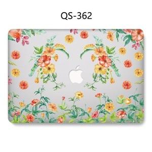 Image 4 - Laptop Fall Für Apple Macbook 13,3 15,6 Zoll Für MacBook Air Pro Retina 11 12 13 15,4 Mit Screen Protector tastatur Cove Heißer