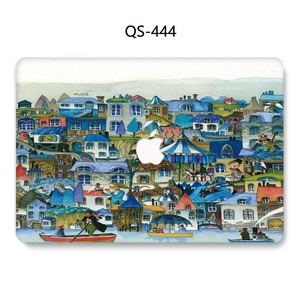 Image 2 - New Hot For MacBook Air Pro Retina 11 12 13 15 For Apple Laptop Case Bag 13.3 15.4 Inch  With Screen Protector Keyboard Cove tas