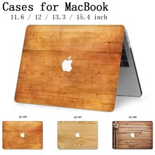 2019 Laptop Case For MacBook Air Pro Retina 11 12 13 15.4 For Apple Macbook 13.3 15.6 Inch With Screen Protector Keyboard Cove