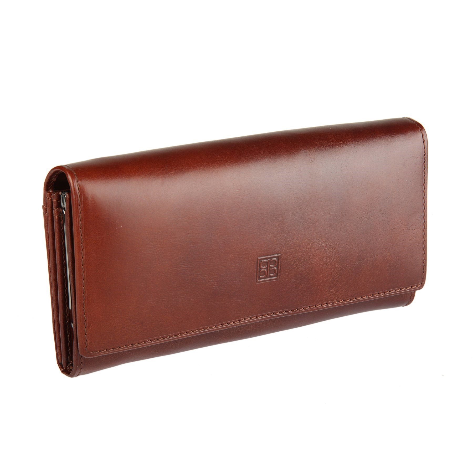 Purse Sergio Belotti 1122 Milano Brown кошелек sergio belotti 3528 ancona brown